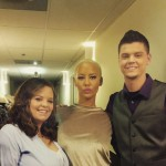 Catelynn Lowell, Amber Rose & Tyler Baltierra