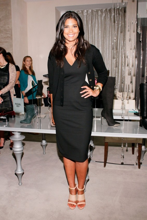 NEW YORK, NY - SEPTEMBER 06: Rachel Roy attends Fashion&#039;s Night Out at Saks Fifth Avenue on September 6, 2012 in New York City. 