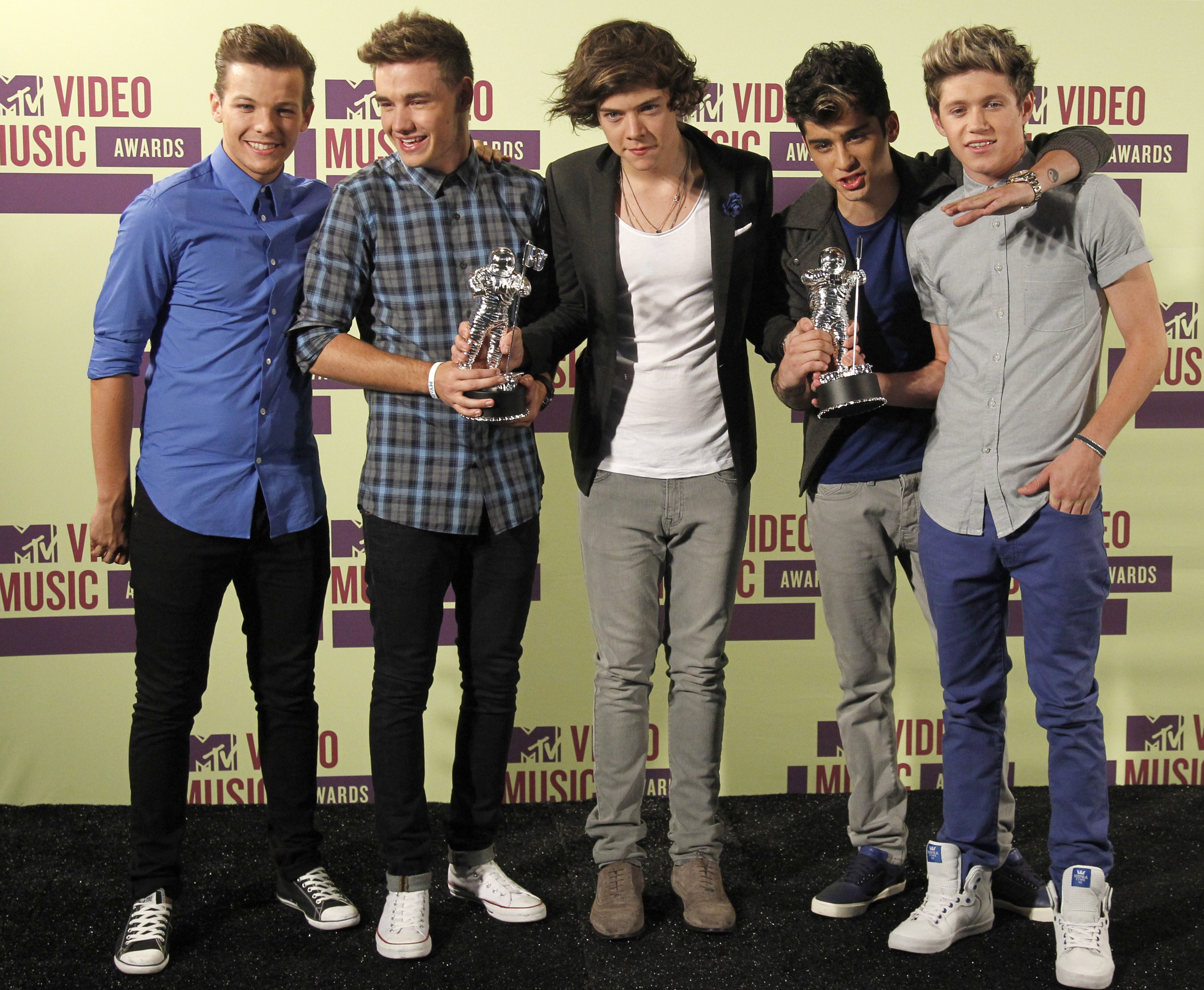 Photos of One Direction Band 'one Direction' News Pop