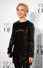 'Fifty Shades' Film Direction Sam Taylor Johnson