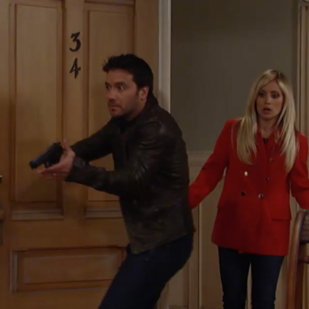 Lulu and Dante race to save Valerie before it's toon late on the March 27, 2015 episode of 'General Hospital'