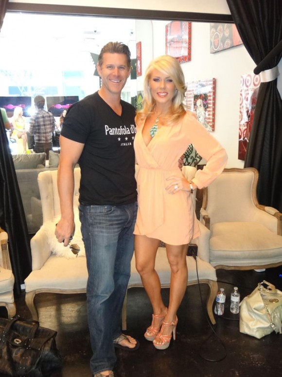 Slade Smiley and Gretchen Rossi