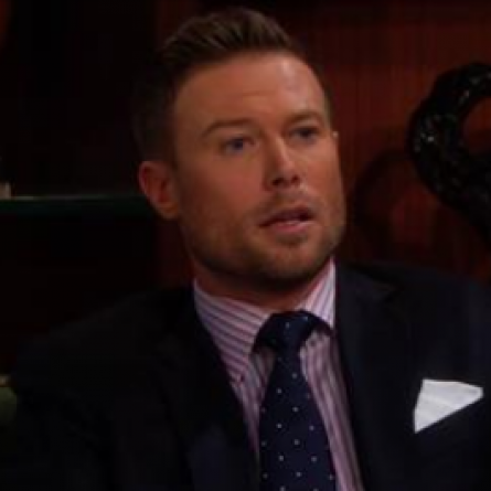 Rick makes a shocking announcement about Forrester staff changes on the March 30, 2015 episode of 'The Bold and the Beautiful'