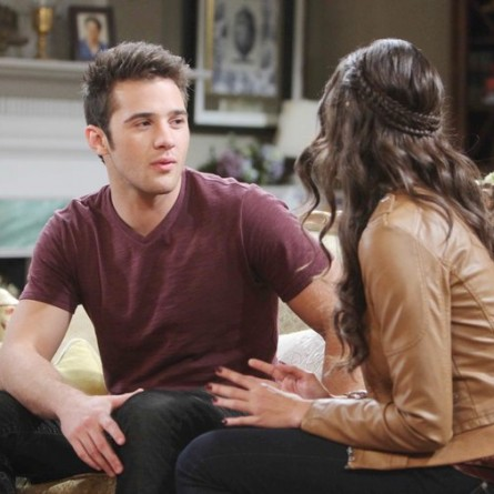Eve and Cole take the first step in their plot to keep JJ and Paige apart on the March 31, 2015 episode of 'Days of Our Lives'