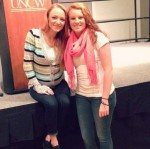 Maci Bookout & Fan