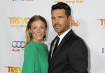 Actor Eddie Cibrian and Singer LeAnn Rimes