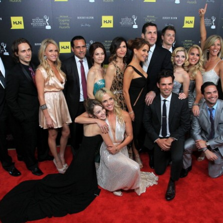 The Cast of 'General Hospital' at the 39th Annual Daytime Emmy Awards