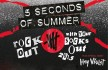 5 Seconds of Summer Tour Poster
