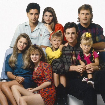 The Cast of 'Full House'