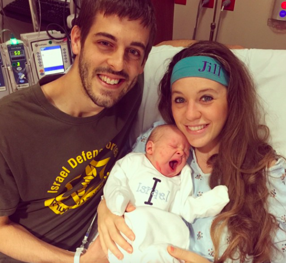 Jill Duggar News 2015: New Mom Admits Her Birth 'Didn't Go As ...