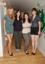 Blake Lively, Alexis Bledel, America Ferrara & Amber Tamblyn