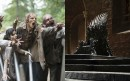 """Walking Dead"" vs ""Game of Thrones"""