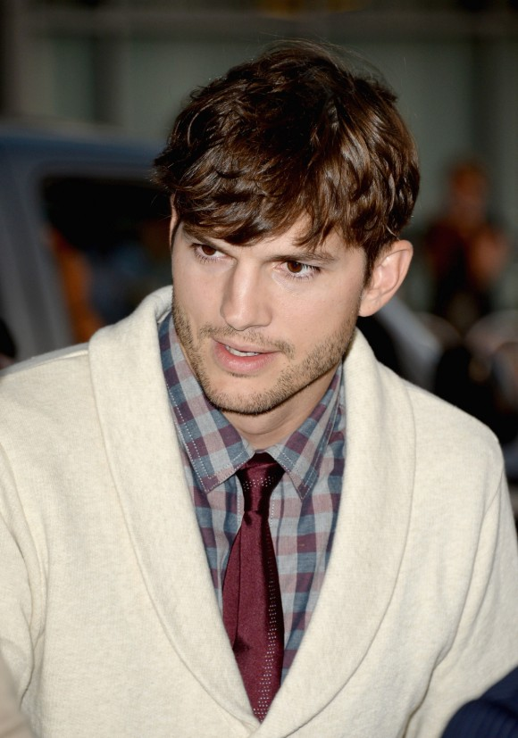 Ashton Kutcher News 2015: Scott Eastwood Angers Actor Over Sharing ... Ashton Kutcher