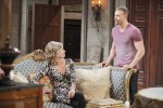 A deadly Kristen orders Clint to bring Theresa to her on the April 15, 2015 episode of 'Days of Our Lives'