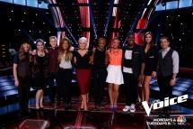 'The Voice' Season 8 Top 10