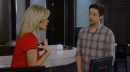 Carly and Spinelli dig into the mystery of Hayden and Jake on the April 17, 2015 episode of 'General Hospital'