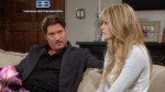 Hope tries convincing Deacon not to marry Quinn on the April 20, 2015 episode of 'The Bold and the Beautiful'