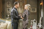 Brady and Kristen engage in a game of cat-and-mouse on the April 22, 2015 episode of 'Days of Our Lives'