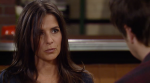 Sam Joins Spinelli's investigation into Hayden on the April 22, 2015 episode of 'General Hospital'