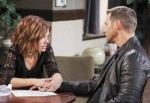 Kristen makes an unexpected confession to Brady and Melanie on the April 24, 2015 episode of 'Days of Our Lives'
