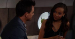 Nicole tells Wyatt something unexpected on the April 24, 2015 episode of 'The Bold and the Beautiful'