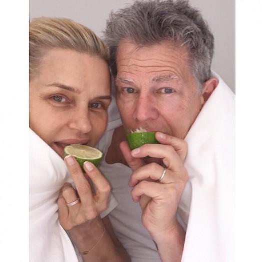 Yolanda & David Foster