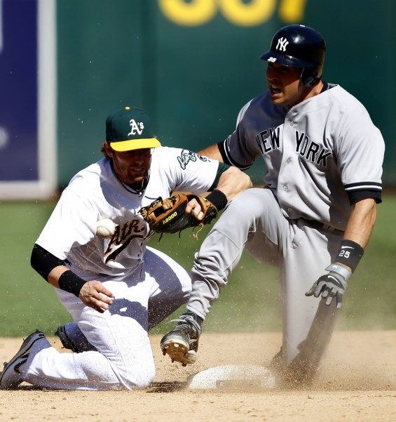 Yankees vs. Athletics