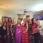 Maci Bookout's Baby Shower