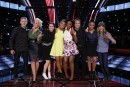 'The Voice' Season 8 Top 8