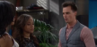 Maya Interrogates Wyatt about his intentions with Nicole on the April 28, 2015 episode of 'The Bold and the Beautiful'