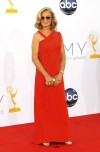 "Actress Jessica Lange from the miniseries ""American Horror Story"" arrives at the 64th Primetime Emmy Awards in Los Angeles September 23, 2012."