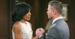 Maya considers not telling Rick the truth about being transgender on the April 29, 2015 episode of 'The Bold and the Beautiful'