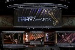 Host Jimmy Kimmel opens the show at the 64th Primetime Emmy Awards in Los Angeles, September 23, 2012.