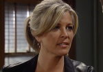 Carly has an epiphany about Hayden's claims on the April 29, 2015 episode of 'General Hospital'