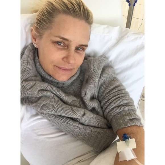 Yolanda Foster Lyme Disease   RHOBH  Star Talks Pain  Inspiration On    Yolanda Foster