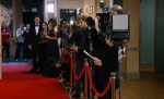 The red carpet arrivals begin for the 2015 Nurse's Ball on the May 1, 2015 episode of 'General Hospital'