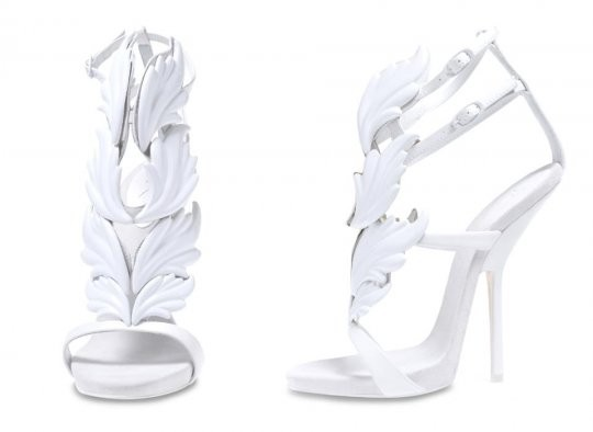 Kanye West For Giuseppe Zanotti Sandals
