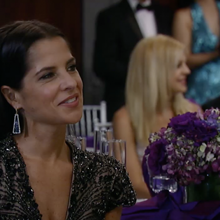 Sam struggles with Ned and Olivia's secret on the May 6, 2015 episode of 'General Hospital'