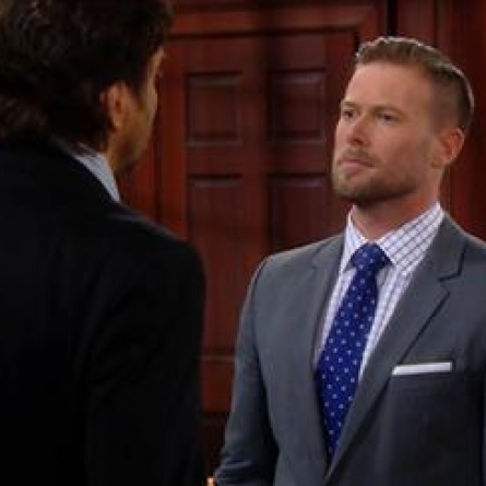 Rick demands Ridge tell him what he claims to know about Maya on the May 6, 2015 episode of 'The Bold and the Beautiful'