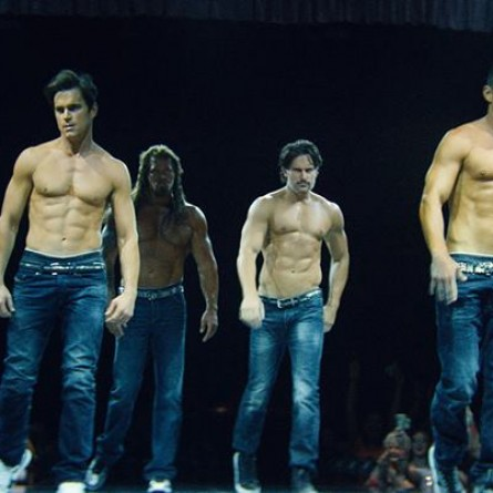 The cast of 'Magic Mike XXL'