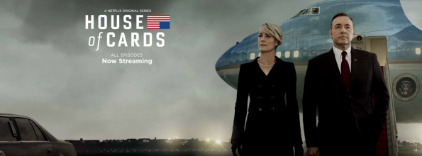 'House of Cards' Promo