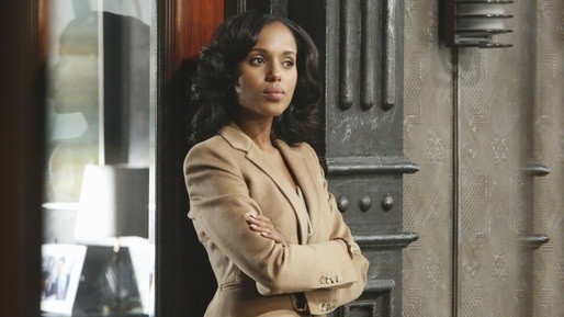 "'Scandal"" star Kerry Washington"
