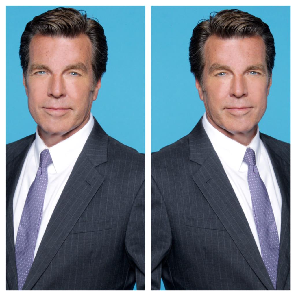 Jack the Young and the Restless Peter Bergman