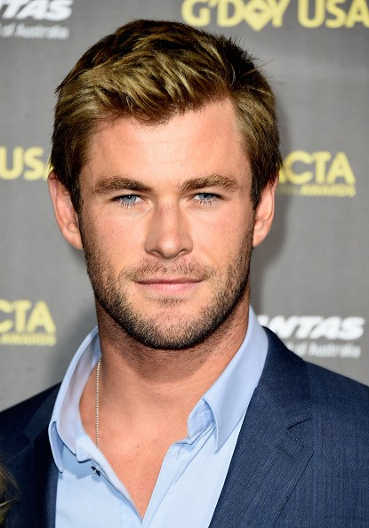 Chris Hemsworth...