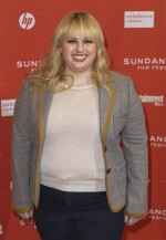 Playing a character called Fat Amy is probably not the dream of most Hollywood actresses but Australian comedienne Rebel Wilson enjoys breaking the rules - and she's not about to stop eating dessert.