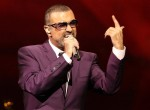 "British singer George Michael performs on stage during his ""Symphonica"" tour concert in Vienna September 4, 2012."