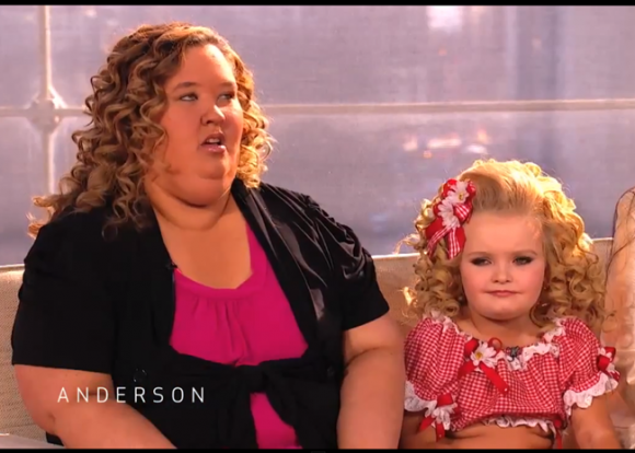 "June Shannon and Alana ""Honey Boo Boo"" Thompson"