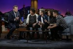 James Corden & One Direction