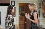 Eve and Paige have a major confrontation on the May 20, 2015 episode of 'Days of Our Lives'