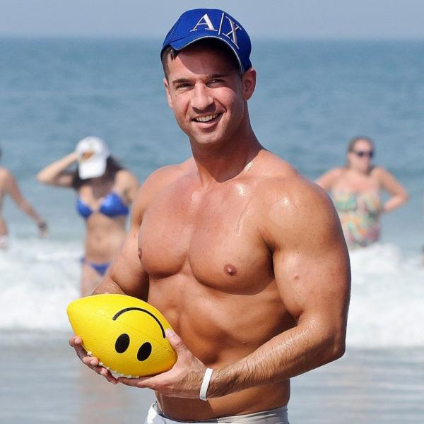 Jersey Shore - Mike The Situation Sorrentino Reaches